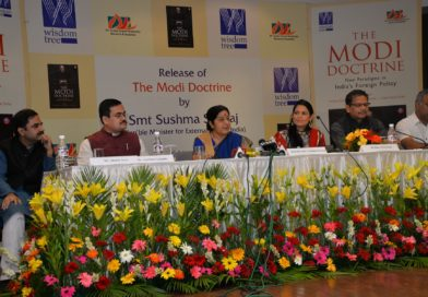 "Address by Hon'ble EAM Smt. Sushma Swaraj at the book launch of ""THE MODI DOCTRINE: New Paradigms in India's Foreign Policy"" on 13th August, 2016 at India International Centre, New Delhi"