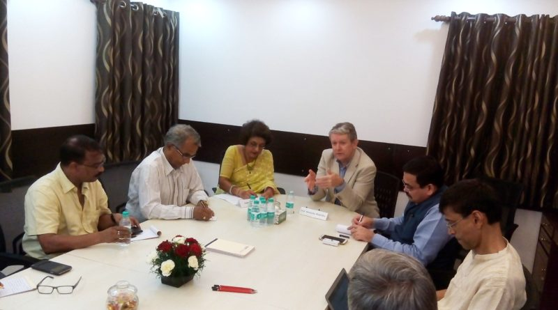 SPMRF Round-Table Series: Interaction with Professor Shaunaka Rishi Das, Director of the Oxford Centre for Hindu Studies
