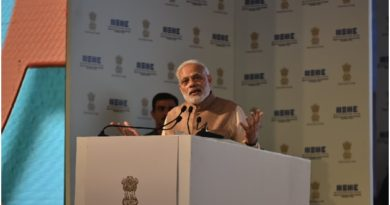 Salient points of PM Modi's address on the occasion of National MSME Awards in Ludhiana on 18 Oct, 2016