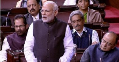 Salient Points of PM Narendra Modi's reply to 'Motion of Thanks' to the President's address, in Rajya Sabha on 08 Feb, 2017