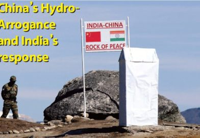 China's Hydro-Arrogance and India's response
