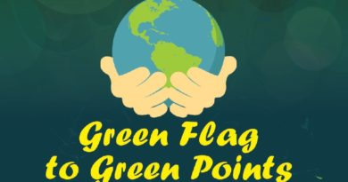 Green Flag to Green Points : A brief report on emergence of India from 3rd largest emitter to frontrunner in fight against climate change